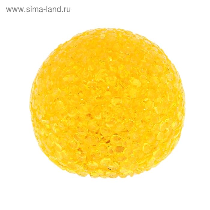 """Ночник """"Сияющий шар желтый"""" LED"""