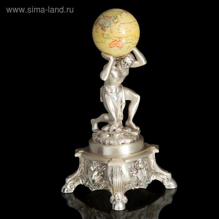 """Статуэтка """"Атлант и Земной шар"""""""