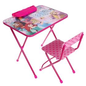 Набор детской мебели 'Дисней. Принцесса 2' складной Ош