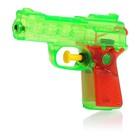 """Водный пистолет """"Карамель"""", цвета МИКС (в фасовке 16 штук)"""