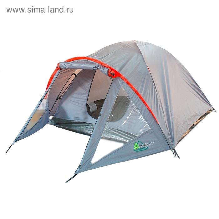Палатка туристическая Discovery 2-х местная