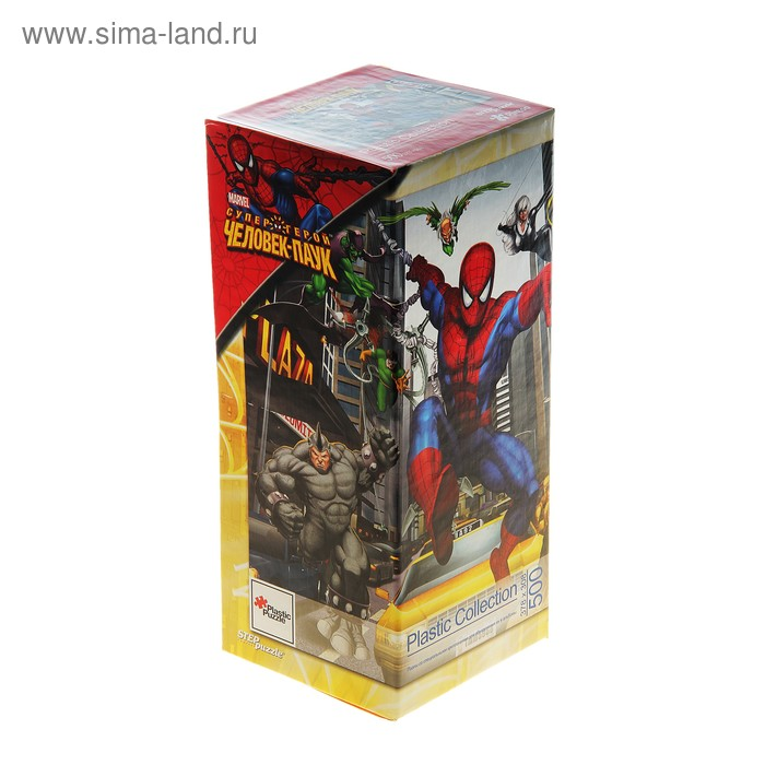 "Пазлы MARVEL ""Человек паук"", 500 элементов"