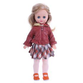 """Кукла """"Лиза 1"""" со звуковым устройством, цвета МИКС"""