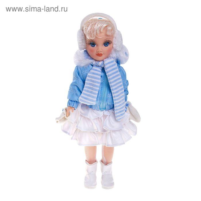 """Кукла """"Анастасия Зима"""" со звуковым устройством"""