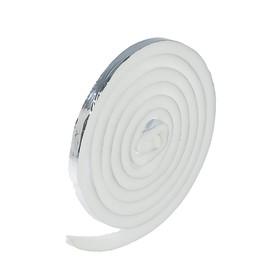 Уплотнитель для окон поролоновый, 10х10 мм, на клейкой основе, в упаковке 10 м Ош