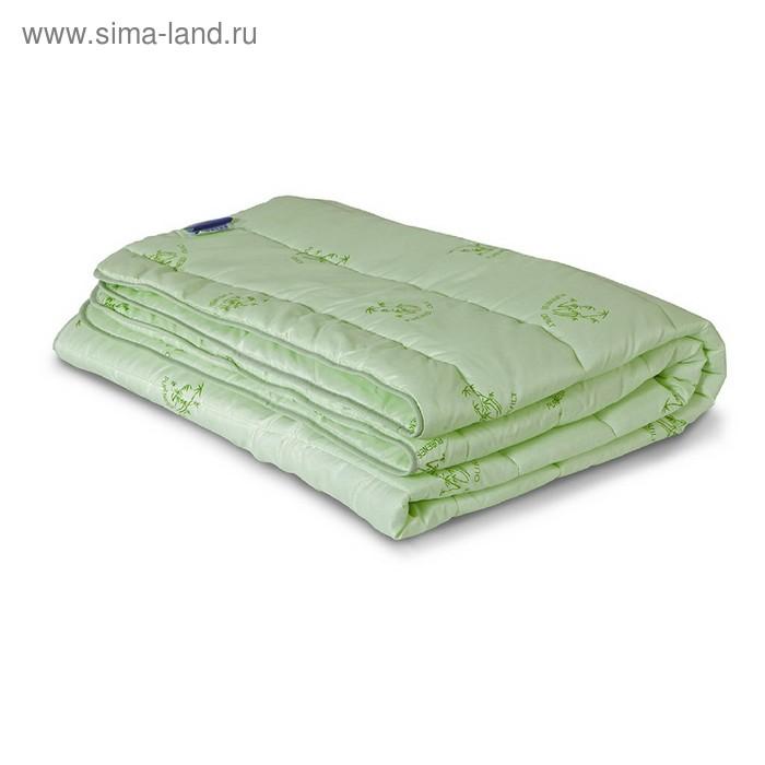 "Одеяло всесезонное Мио-Текс ""Бамбук"", размер 172х205 ± 5 см, 300 гр/м2, холфитекс"