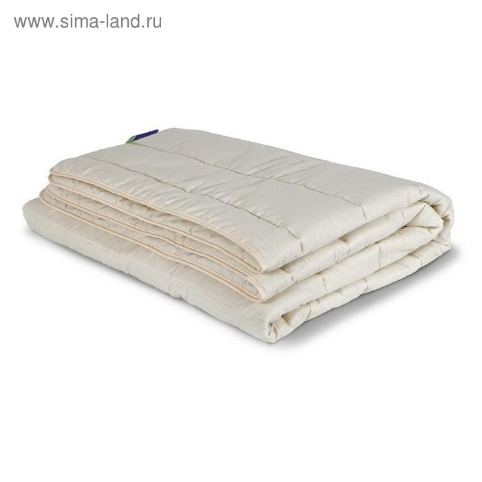 """Одеяло всесезонное, Мио-Текс """"Овечья шерсть"""", размер 140х205 ± 5 см, 300 гр/м2"""