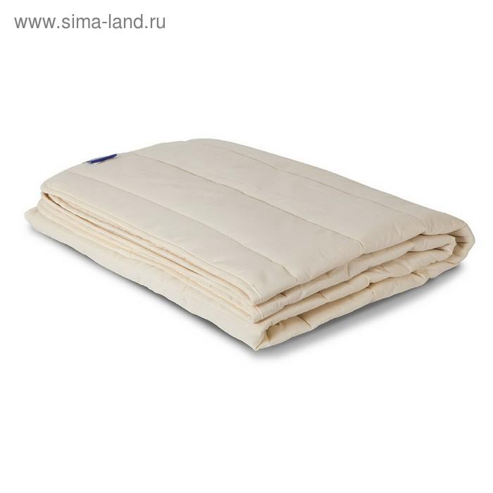 """Одеяло облегчённое Мио-Текс """"Овечья шерсть"""", размер 172х205 ± 5 см, 200 гр/м2"""