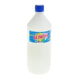 Отбеливающее и дезинфицирующее средство 'Бархат' 'Белизна', 1 кг Ош