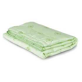 Одеяло облегчённое Мио-Текс 'Бамбук', размер 140х205 ± 5 см, 150 гр/м2, холфитекс Ош