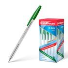 Ручка шариковая Erich Krause R-301 стержень зеленый, узел 1.0мм, EK 28174