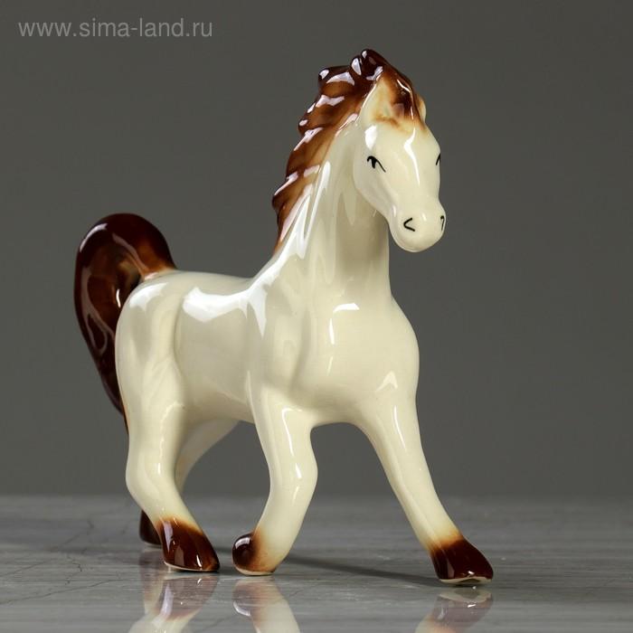 "Сувенир ""Конь"" белый"