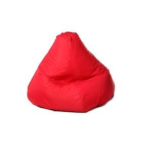 Кресло-мешок 'Малыш', d70/h80, цвет красный Ош