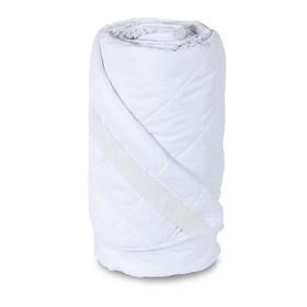 Наматрасник стеганный Мио-Текс Холфитекс, микрофибра, 160х200 см, 100 гр/м2