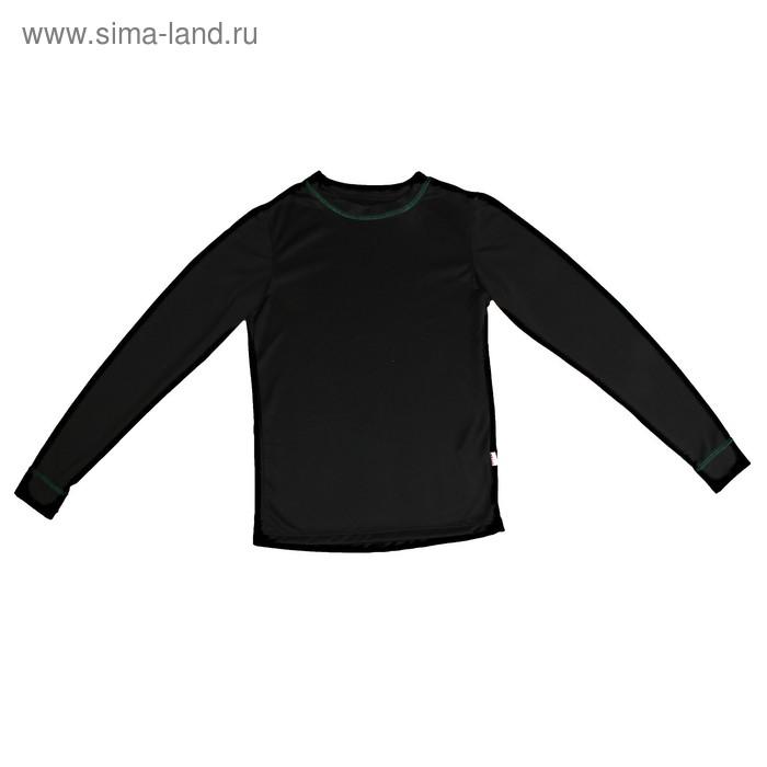 Фуфайка для мальчика, рост 140-146 см (38), цвет чёрный
