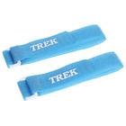 Зажим-липучка для лыж узкий TREK, цвет бирюзовый