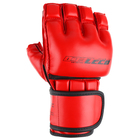 Перчатки для рукопашного боя, размер L, цвет красный