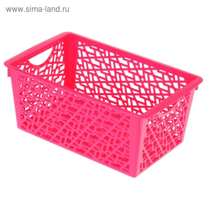 "Корзина для хранения ""Геометрия"", цвета МИКС"