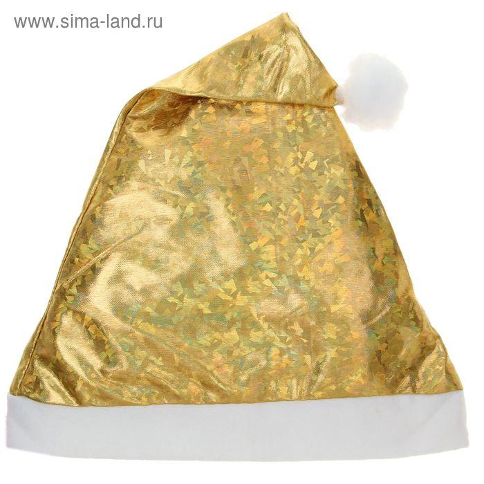 """Новогодний колпак """"Перелив"""" микс"""