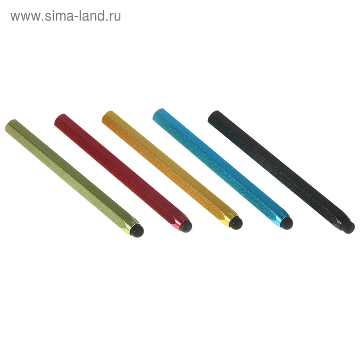 "Стилус для планшета и телефона Luazon, 11 см, тепловой ""Карандаш"", микс"