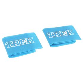 Зажим-липучка для лыж TREK, цвет бирюзовый Ош
