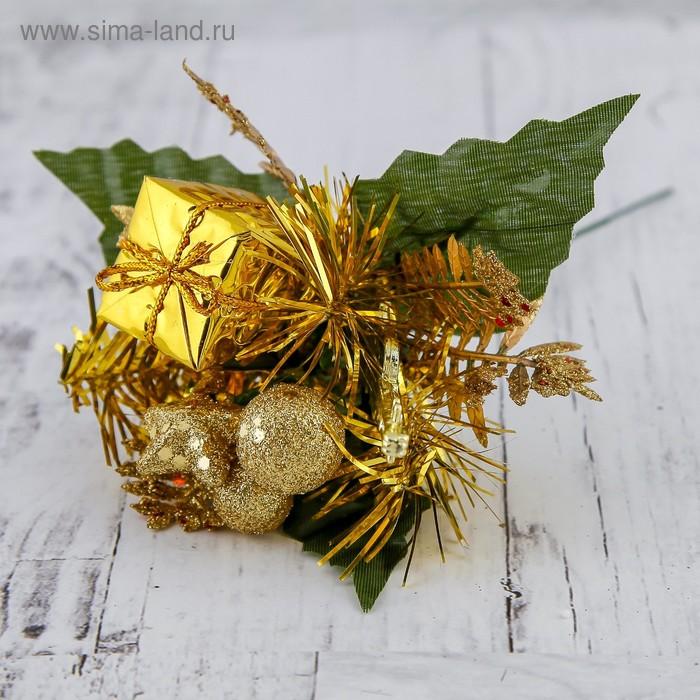 """Декор новогодний """"Музыкальный инструмент"""""""