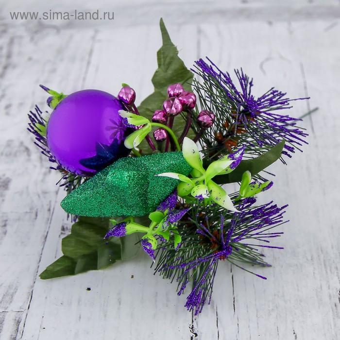 "Декор новогодний ""Лесная травка"""