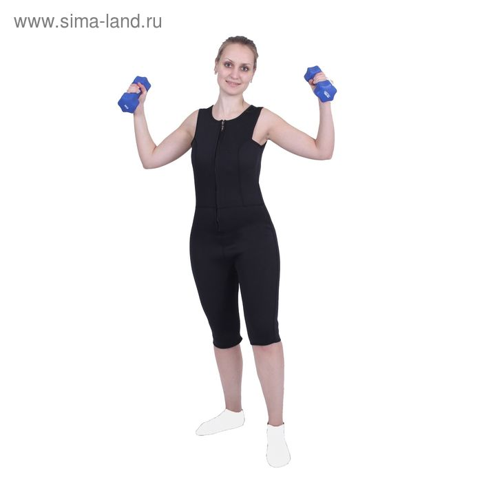 Костюм спортивный для похудения, р. 3XL(50), унисекс