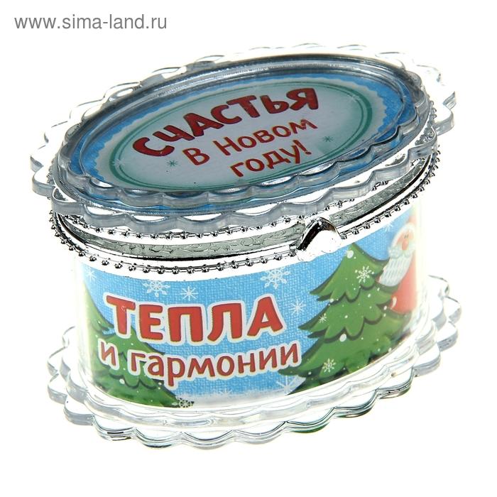 """Шкатулка """"Счастья в Новом году!"""""""