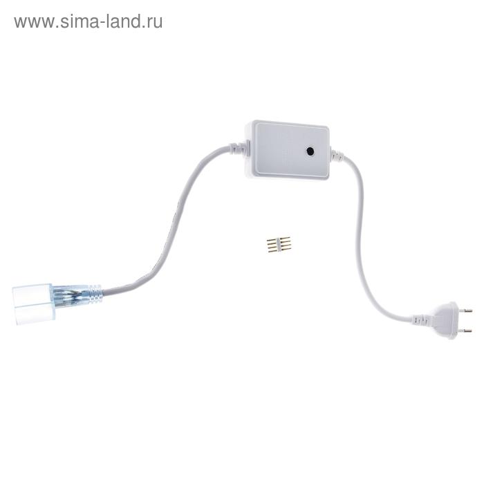 Контроллер для многоцветного неона 12*24 мм. 4W, до 50 метров
