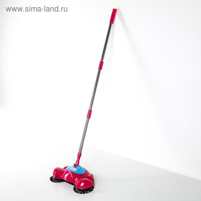 """Щетка-пылесос """"Тройной удар"""", цвет МИКС"""
