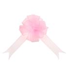 """Бант-шар №2,7 """"Лёгкость"""", цвет светло-розовый"""