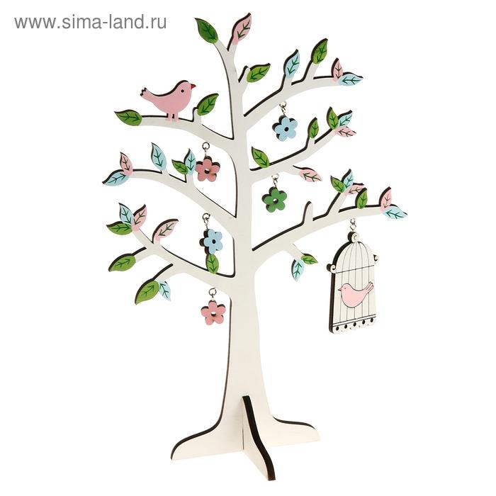 "Декор ""Дерево с птичками"""
