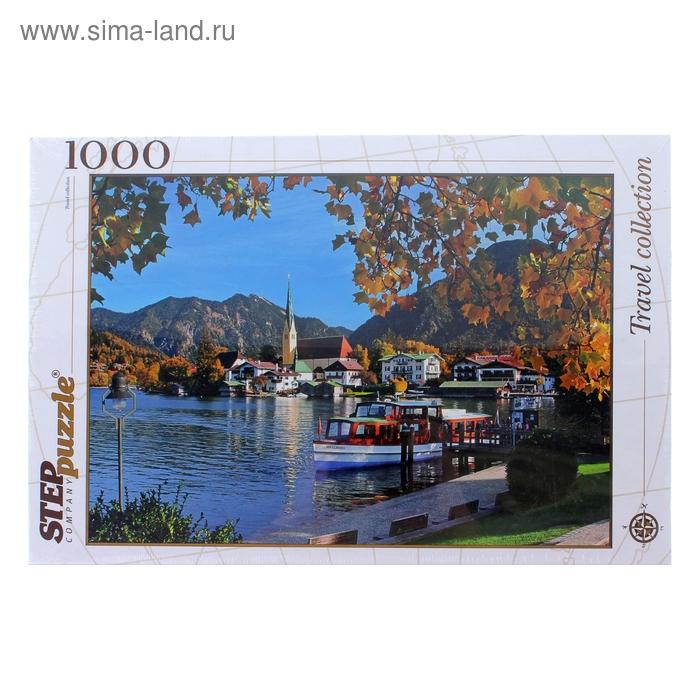 """Пазлы """"Бавария. Озеро Тегернзее"""", 1000 элементов"""