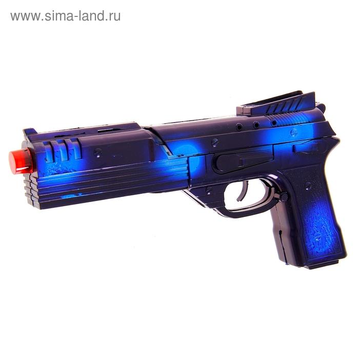 Пистолет-трещотка