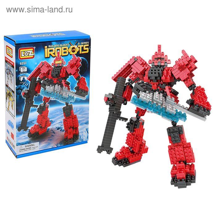 """Конструктор-робот """"Разрушитель"""", 470 деталей"""