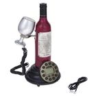"""Ретро-телефон """"Бутылка вина"""""""