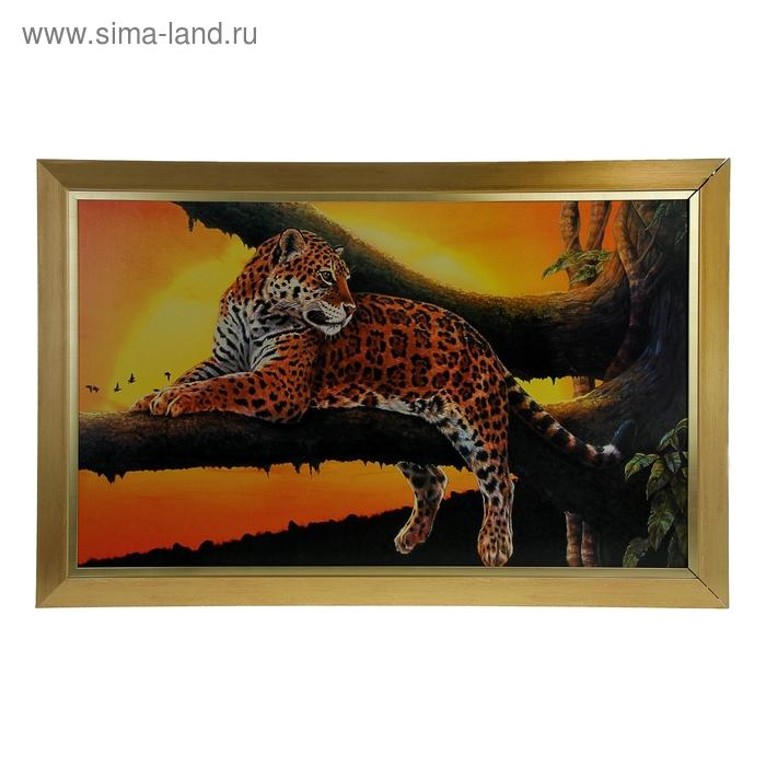 """Картина """"Леопард"""""""