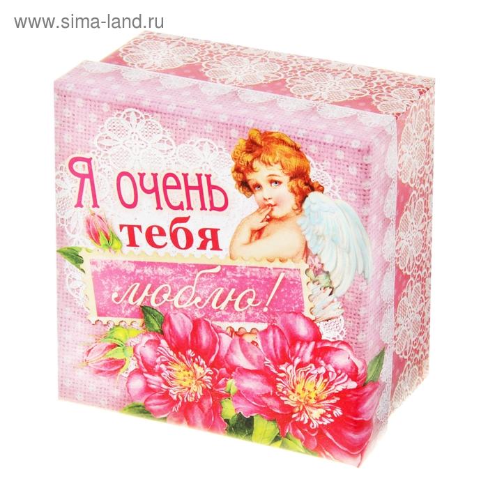 """Коробка подарочная """"Любовь"""""""