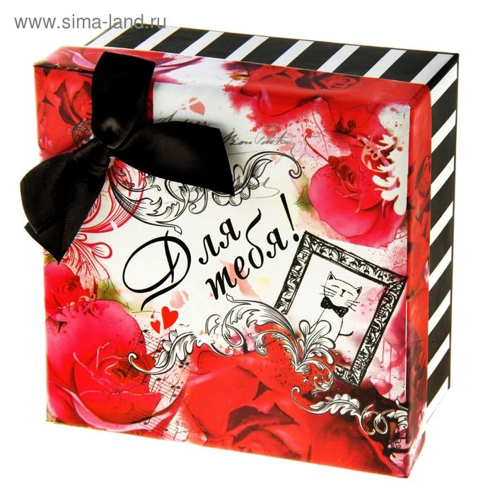 "Коробка подарочная ""Шик"""