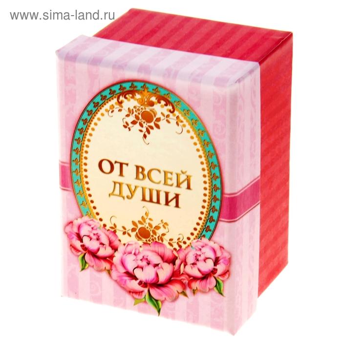 """Коробка подарочная """"Розовое окно"""""""