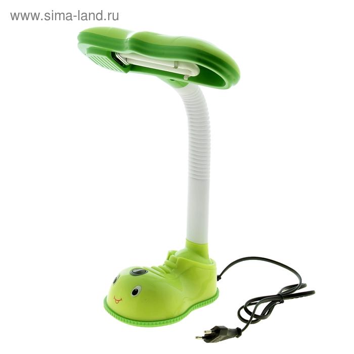 """Настольная лампа """"Зелёный Кед"""""""