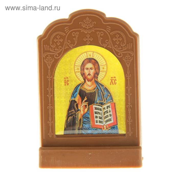 """Икона на подставке """"Господь Вседержитель"""""""