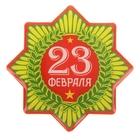 """Магнит """"23 февраля"""""""