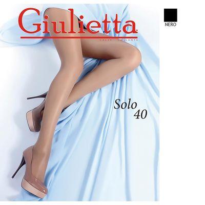 Колготки женские Giulietta SOLO 40 (nero, 2)