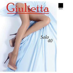 Колготки женские Giulietta SOLO 40 (nero, 3)