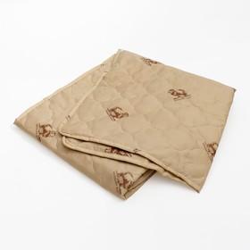 Наматрасник Адамас 'Овечья шерсть', размер 90х200 см, полиэстер, пакет Ош