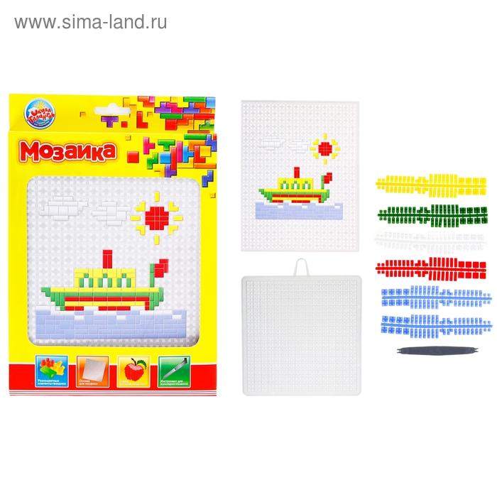 """Мозаика """"Кораблик"""" для детей от 6 лет"""