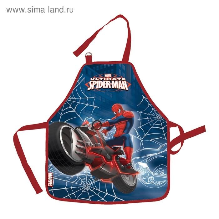 Фартук для труда для мальчика Disney Spiderman 510*440