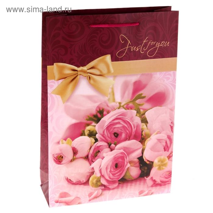 """Пакет ламинированный """"Летние цветы"""""""
